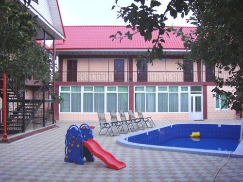 Отдых на Иссык-Куле. Фото. Чолпон-Ата. Частный сектор